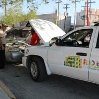 Auxilio Vial al rescate de la ciudadanía de Río Bravo