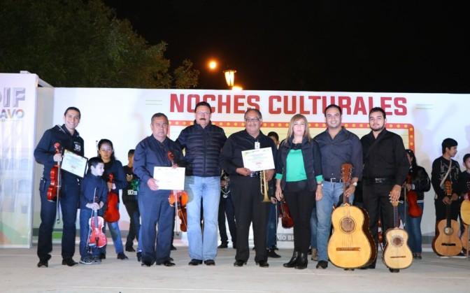 Gran Éxito del Programa Domingos Familiares en  Río Bravo