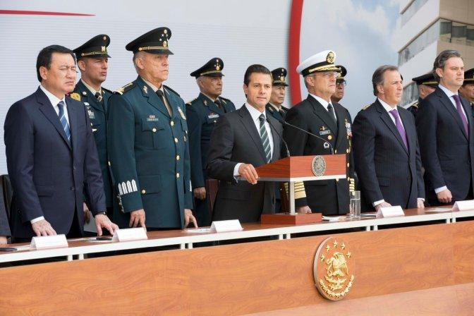 Nuevas instalaciones de la Escuela Militar de Enfermeras y 100º Aniversario de la Escuela Médico Militar