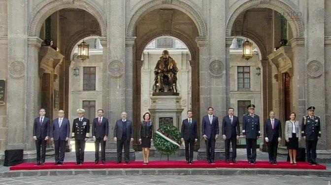 211 Aniversario del Natalicio del Licenciado Benito Juárez García