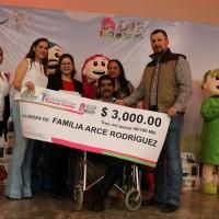 Familia Guajardo Viera celebran día de la familia en Río Bravo