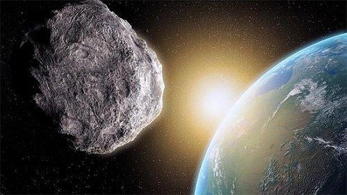SERÁ VISIBLE;Asteroide pasará cerca de la Tierra este miércoles