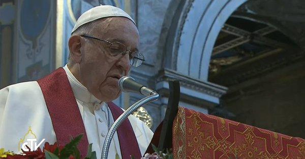 La causa de toda persecución es el odio del demonio, dice el Papa en homenaje a mártires