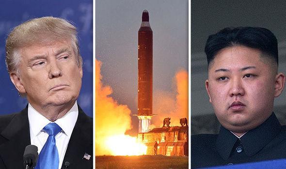 Existe la posibilidad de tener un gran conflicto con Corea del Norte: Trump