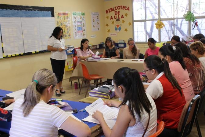 Sesionan escuelas en los Consejo Técnico Escolar