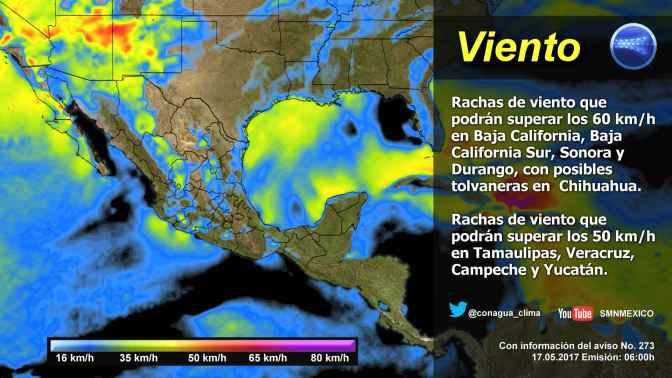 Este miércoles, mantente informado sobre las condiciones meteorológicas…