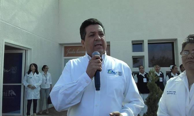"""""""Atacaremos su estructura financiera"""":  Afirma el Gobernador Cabeza de Vaca"""