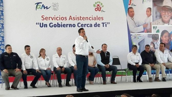 Concluyen Servicios Asistenciales con la entrega de 150 aparatos funcionales