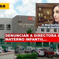 BARBARIE; Por error médico en el materno infantil de Reynosa, le sacan la matriz y ovarios ...