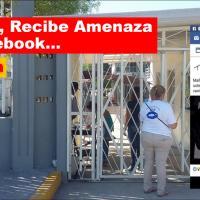 Tras Amenaza; Elementos de seguridad aplican operación mochila en el  CETIS 71 de Reynosa