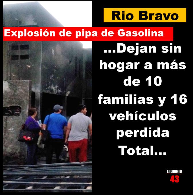 Triste, Dia del Padre en Rio Bravo…
