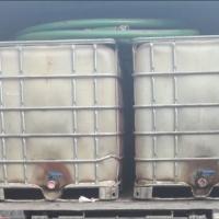 Aseguran combustible robado en una brecha en Estación Manuel...