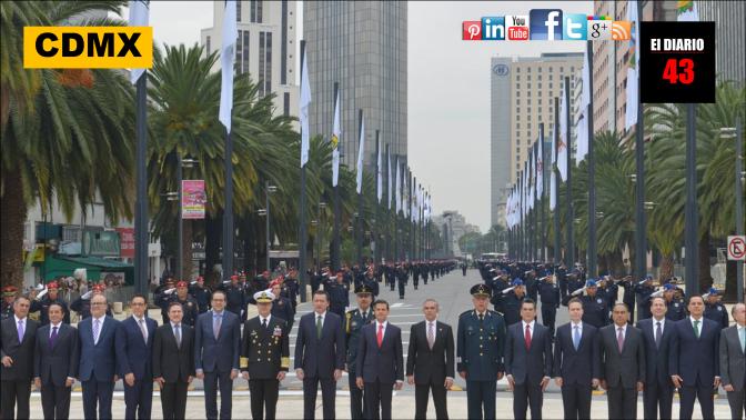 Llama Peña Nieto a gobernadores a fortalecer instituciones de seguridad