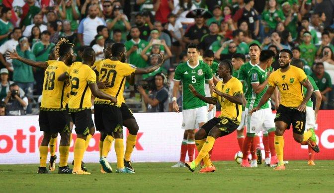 CopaOro2017 Jamaica elimina 1-0 a México