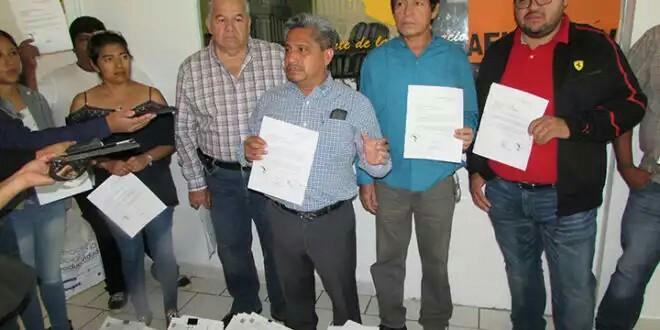 Renuncian al PRD 45 mil militantes; se van a Morena