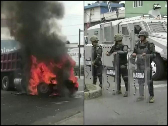 """*Felipe de Jesús Pérez Luna, """"El Ojos"""", narcotraficante que controlaba la venta de droga en el oriente del Valle de México fue abatido este jueves por autoridades federales"""
