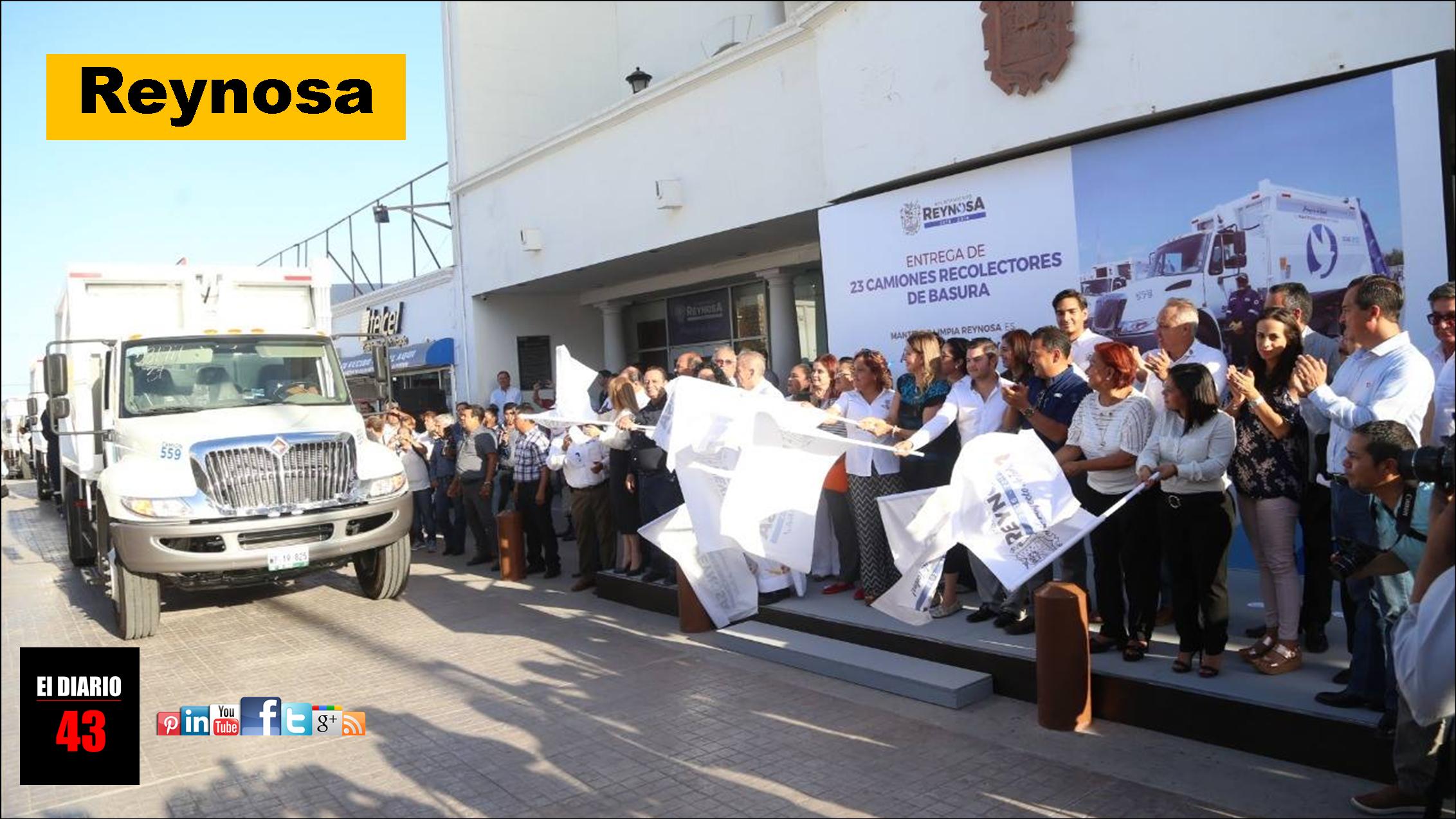 Da Maki un gran paso para la sanidad de Reynosa…