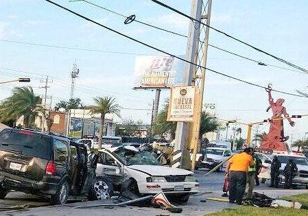 Van 12 horas…de Balaceras y Bloqueos en Reynosa…