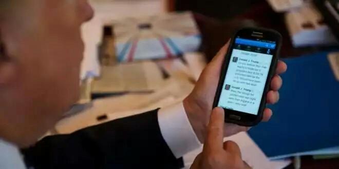 Donald Trump asegura que no abandonará Twitter