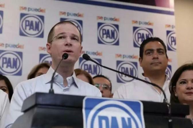 """""""El gobernador está dando los resultados que demandan los tamaulipecos"""": Ricardo Anaya"""