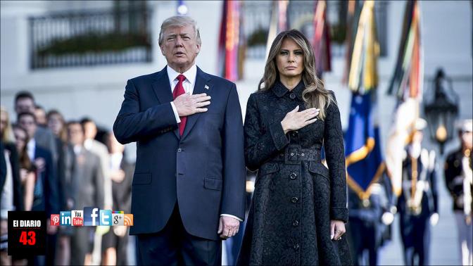 El primer 11-S de Donald Trump como presidente de EE.UU.