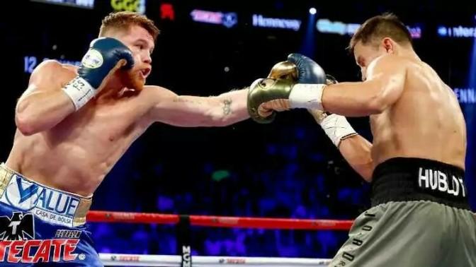 Los jueces ven empate el combate de Canelo Alvarez-Gennady Golovkin