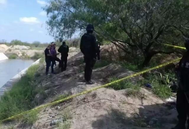 TERROR; Desentierran tres cuerpos en Reynosa, uno era mujer…