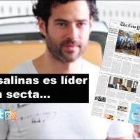El NYT revela maltrato a mujeres en secta que inspiró al hijo de Carlos Salinas