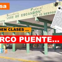 Por Inseguridad suspenden clases en escuelas de Reynosa
