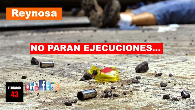 Asesinan a encargado de terminal de  peseras en Reynosa