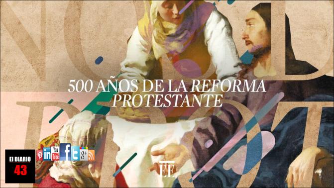 500 años de la reforma protestante, la herencia de Martín Lutero