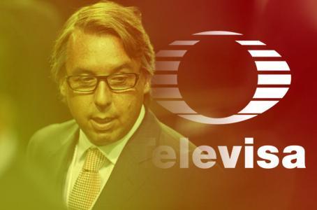 Emilio Azcárraga deja la dirección de Televisa: Wall Street Journal