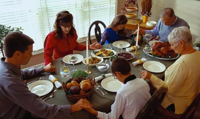 Hoy Dia de Acción de Gracias ó Thanksgiving en EU…