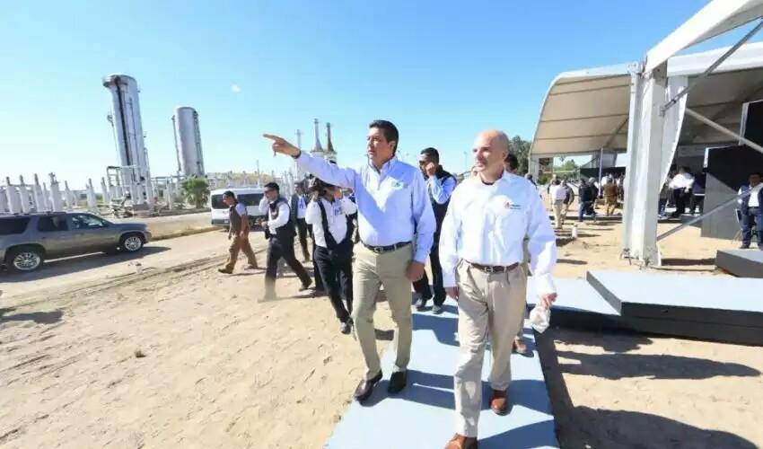 PEMEX DONA TERRENOS DE LA ANTIGUA REFINERÍA REYNOSA PARA LA CONSTRUCCIÓN DE UN MACRO PARQUE RECREATIVO