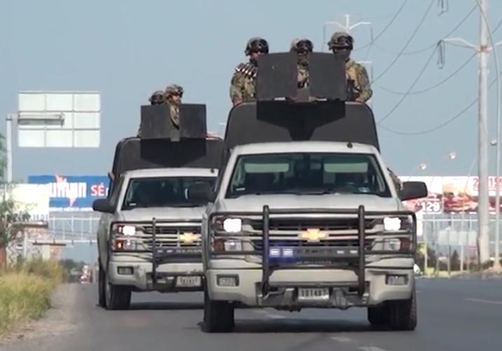 Sigue frontera Caliente; van mas de 20 muertos en 4 dias…