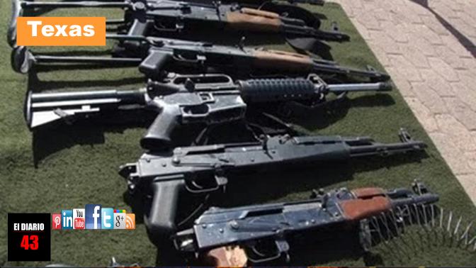 Corte de Texas sentencia a militar de EU por enviar armas a México