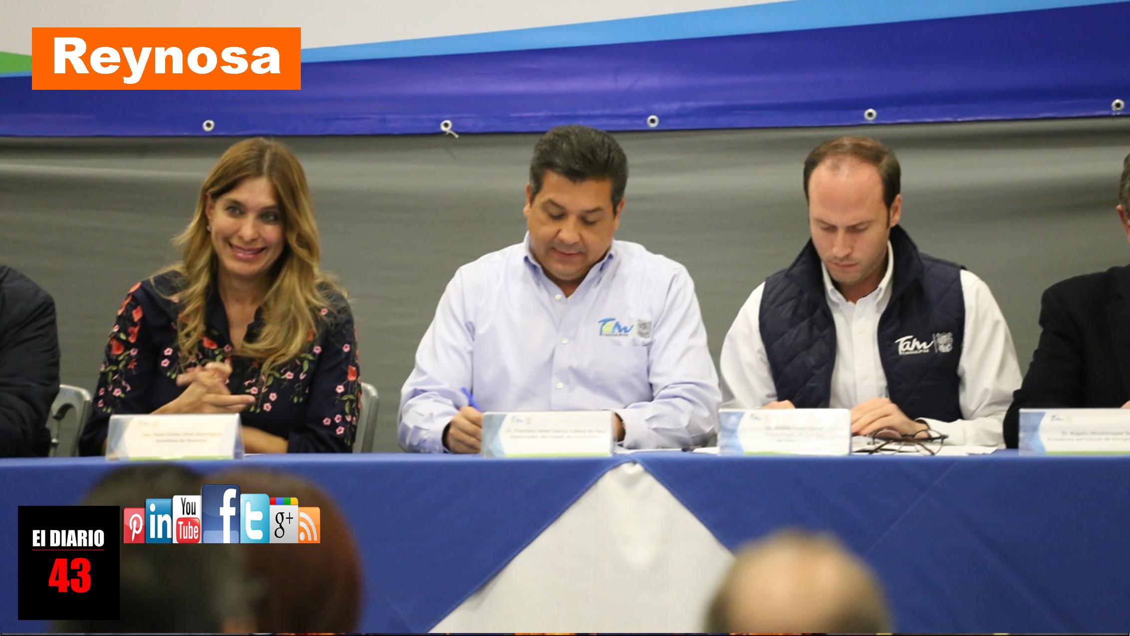 Participa Municipio de Reynosa en la exposición del Clúster de Desarrollo Energético