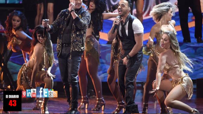Despacito y Rubén Blades arrasan en los Grammys latinos