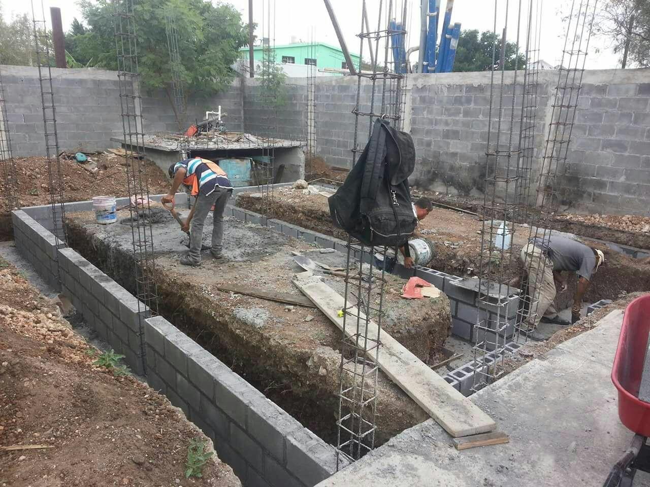 Construye Municipio módulos sanitarios en jardín de niños