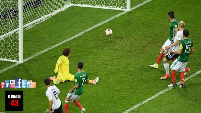 Va México contra el campeón del Mundo