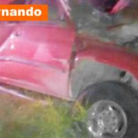 Un muerto tras choque en carretera Reynosa- San Fernando..