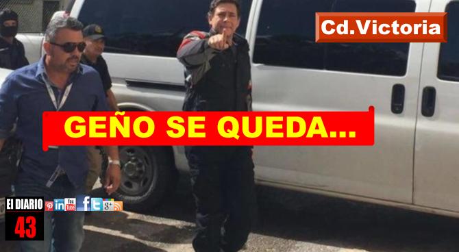 Juez federal frena extradición del ex gobernador Eugenio Hernández