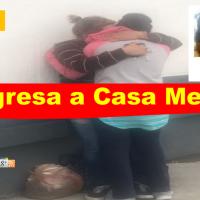 Localizan en Reynosa a menor desaparecida en Nuevo León