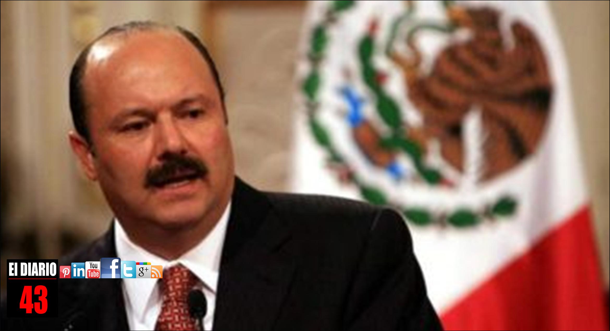 Presenta PGR tres solicitudes de extradición contra César Duarte