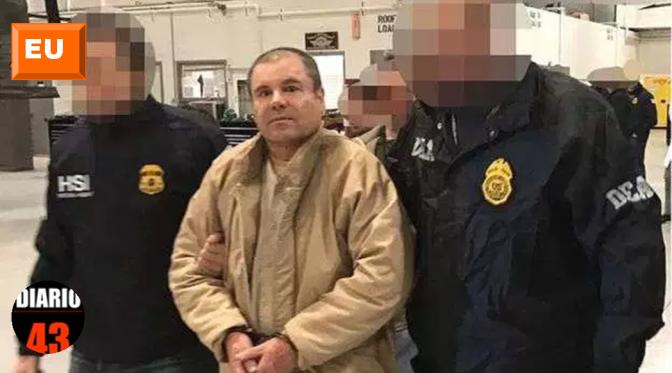 """""""El Chapo"""" Guzmán a un juez de EEUU: """"No tengo intención de colaborar ni declararme culpable"""""""