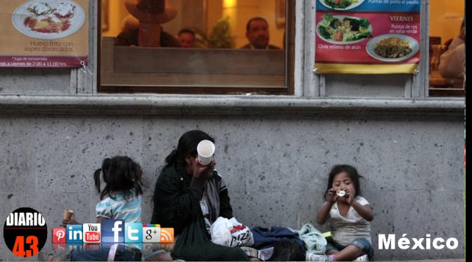 Coneval: alta inflación de 2017 creó más pobres en México…
