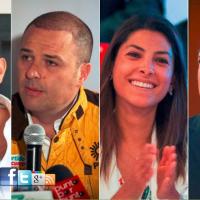 Los 'juniors' de la política que buscan una candidatura
