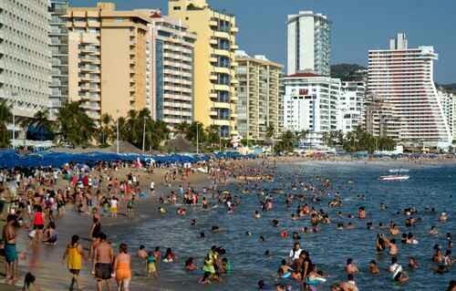 Ocupación hotelera superó 90% en algunos destinos