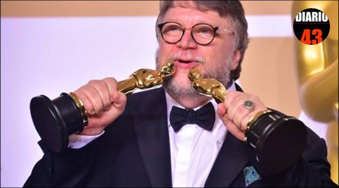Cuatro Óscares para La forma del agua, mejor película, y Del Toro, mejor director