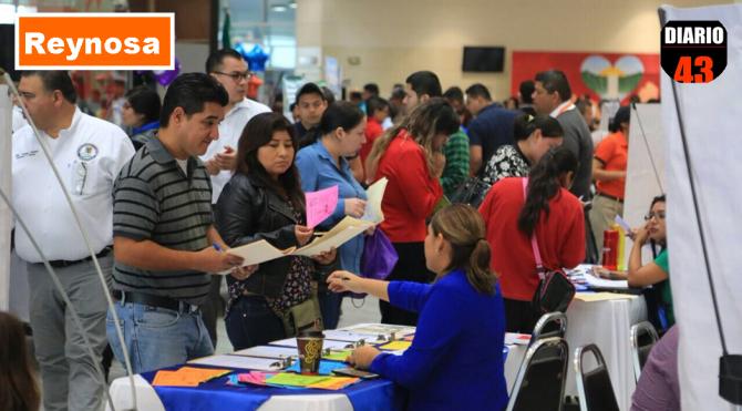 Inauguran sexta Feria empleo, con la participación de 120 empresas
